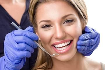 Smiling Female Dental Patient I Cosmetic Dentistry in Orlando, FL