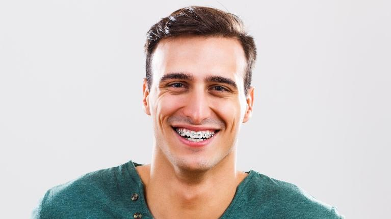 Cosmetic Dentistry in Alafaya FL | Man Smiling