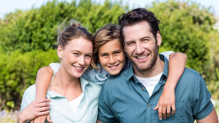 Top Dentist in Orlando | Happy Family