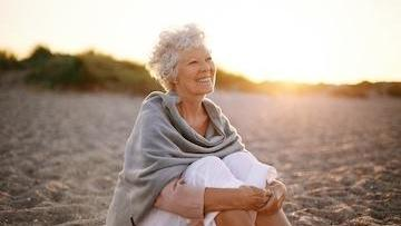 Woman with Dental Implants in Orlando FL
