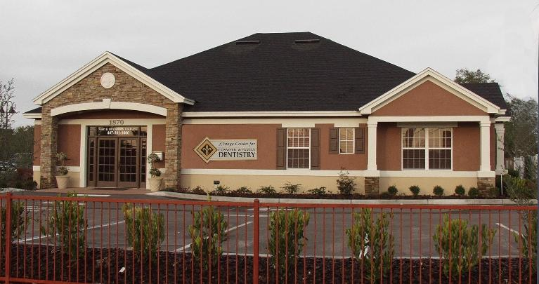 Our Office Building | Orlando Dentist